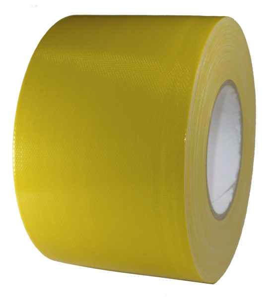 priotec® Industrie Panzerband Gelb 100mm x 50m